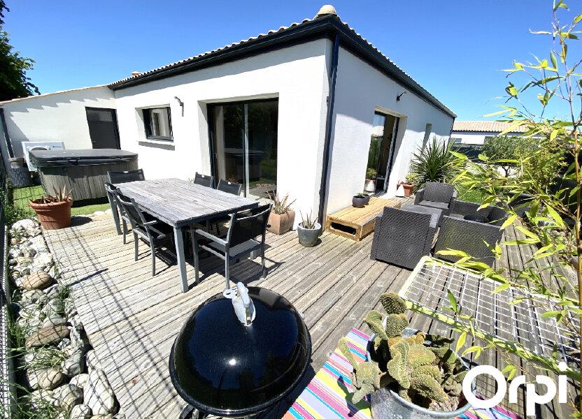Maison à vendre 92.48m2 à Saint-Palais-sur-Mer
