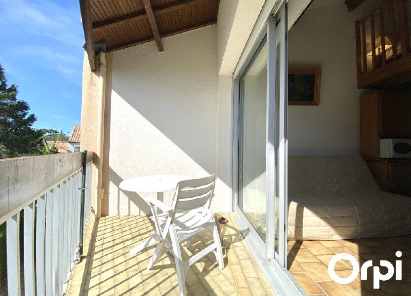 Appartement à vendre 26.5m2 à Saint-Palais-sur-Mer