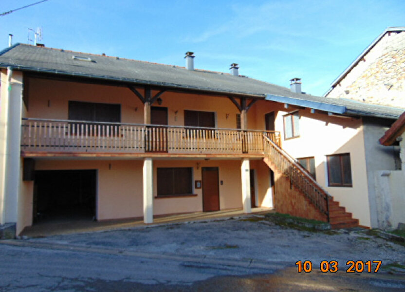 Maison à vendre 204m2 à Cormaranche-en-Bugey