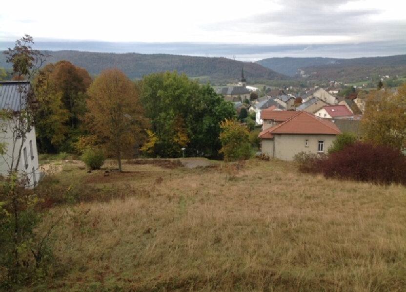Terrain à vendre 1180m2 à Hauteville-Lompnes