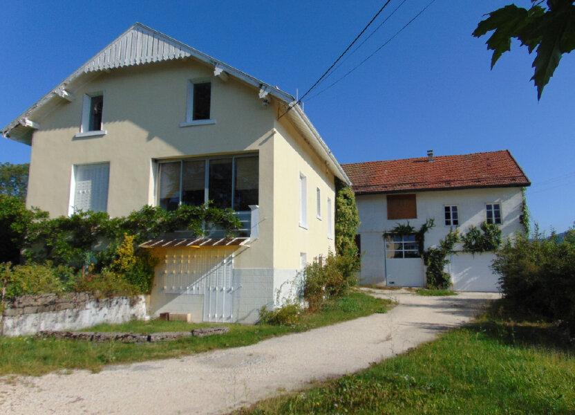 Maison à vendre 203m2 à Ruffieu