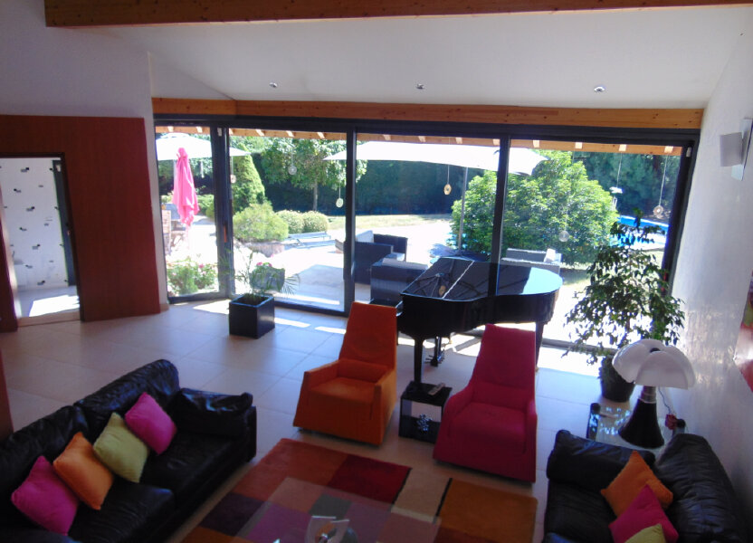 Maison à vendre 193m2 à Hauteville-Lompnes
