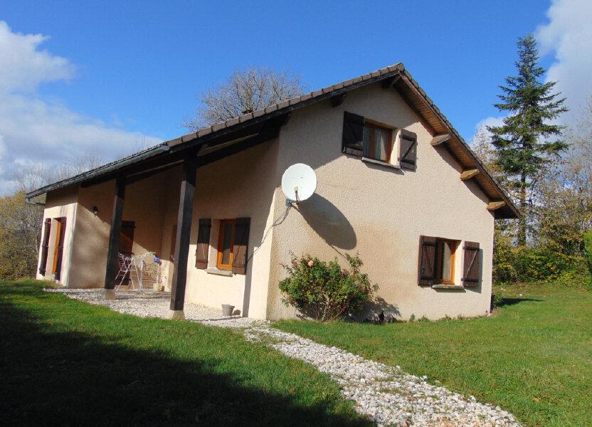 Maison à vendre 147m2 à Hauteville-Lompnes