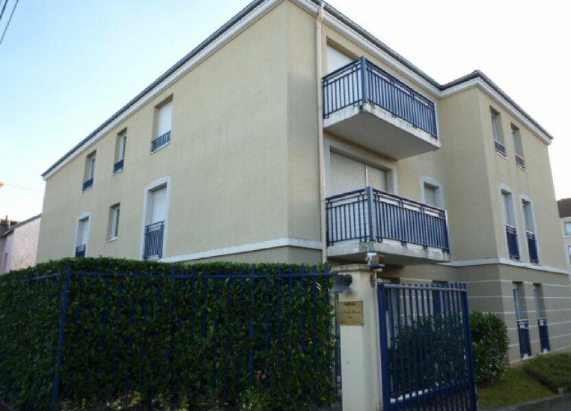 Appartement à louer 41m2 à Dijon