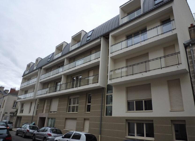 Appartement à louer 45.98m2 à Dijon