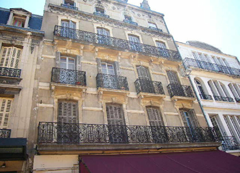 Appartement à louer 18m2 à Dijon