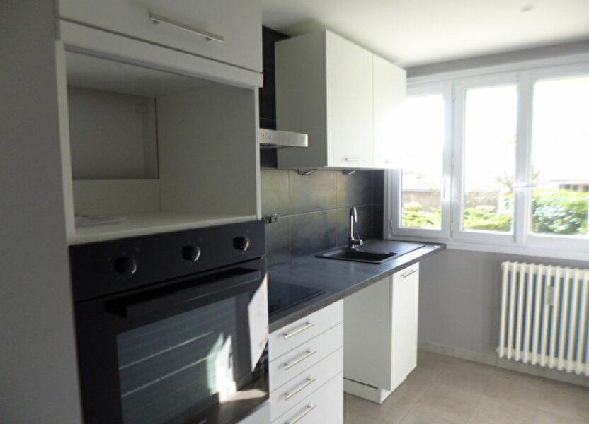 Appartement à louer 51.61m2 à Dijon