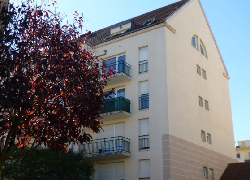 Appartement à louer 50.88m2 à Dijon