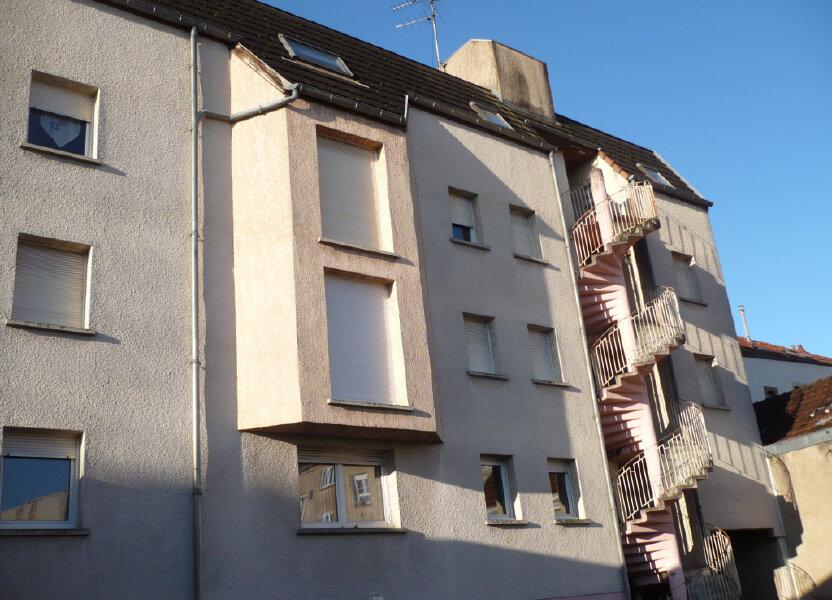 Appartement à louer 26m2 à Dijon