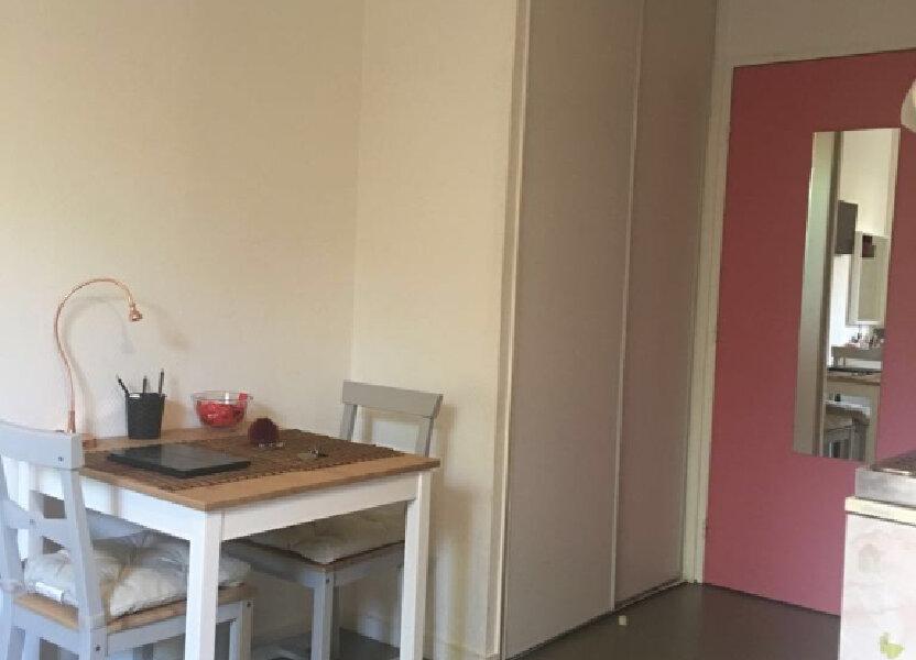 Appartement à louer 17.61m2 à Dijon