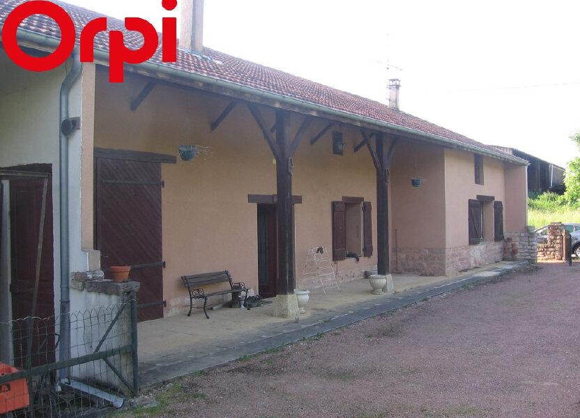 Maison à vendre 90m2 à Romenay