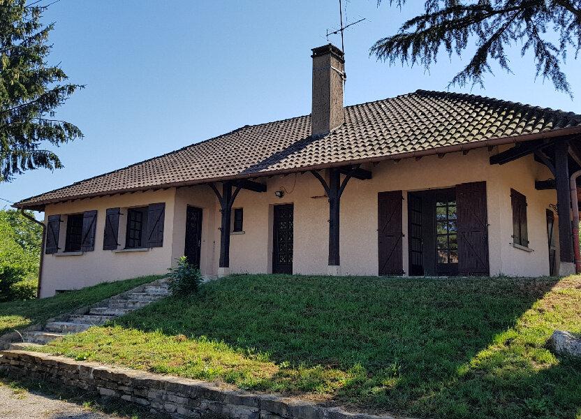 Maison à vendre 120m2 à Domsure