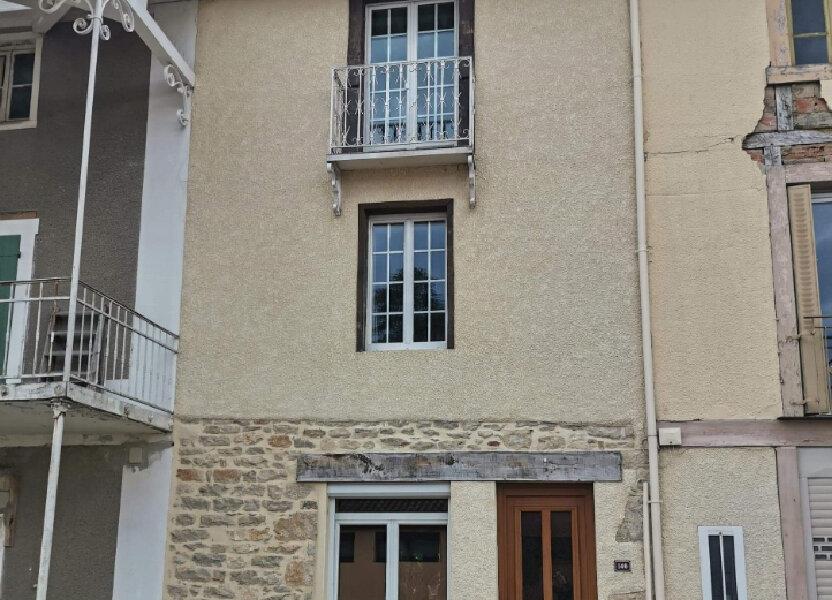 Maison à vendre 120m2 à Saint-Julien-sur-Reyssouze