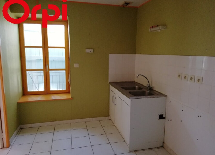 Appartement à vendre 74m2 à Pont-de-Veyle