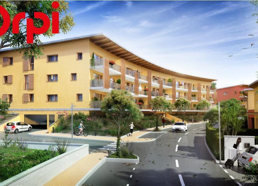 Appartement à vendre 51m2 à Malafretaz