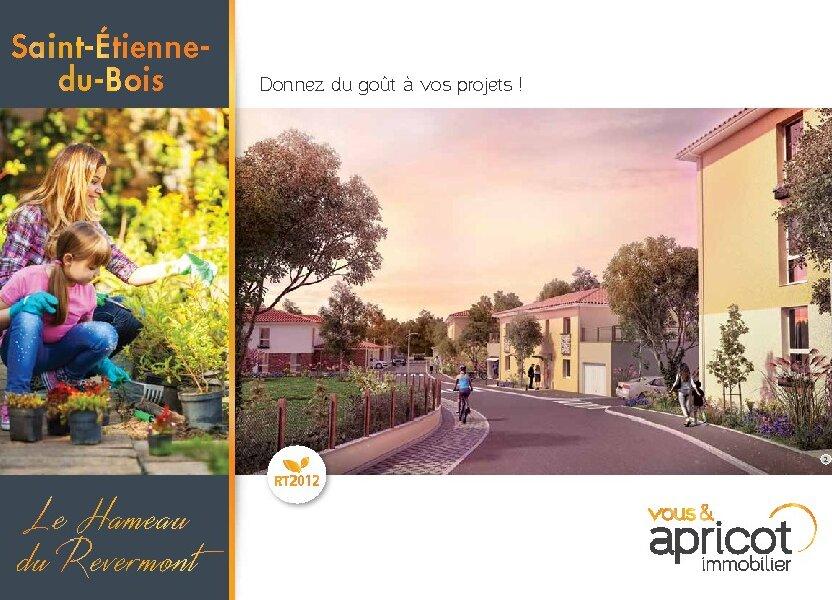 Maison à vendre 68m2 à Saint-Étienne-du-Bois