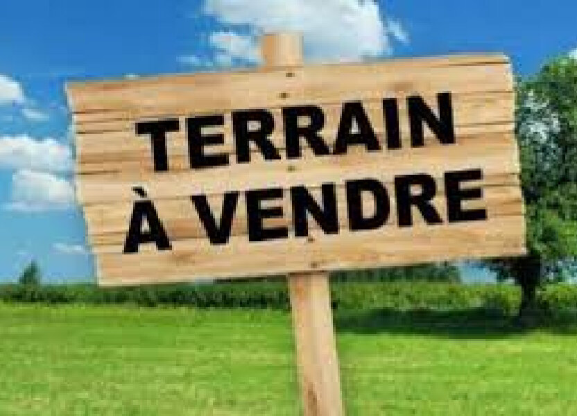 Terrain à vendre 1180m2 à Saint-Trivier-de-Courtes