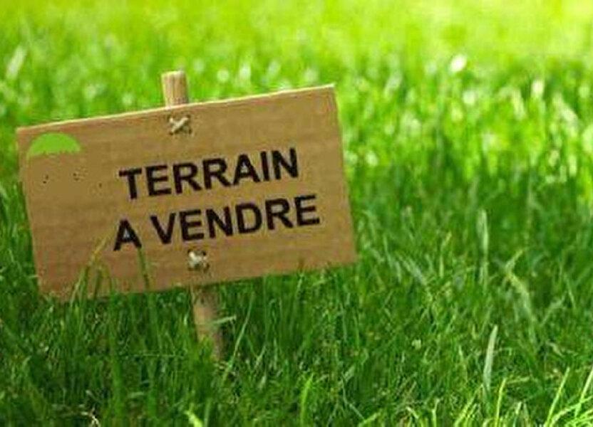 Terrain à vendre 1256m2 à Pont-de-Vaux