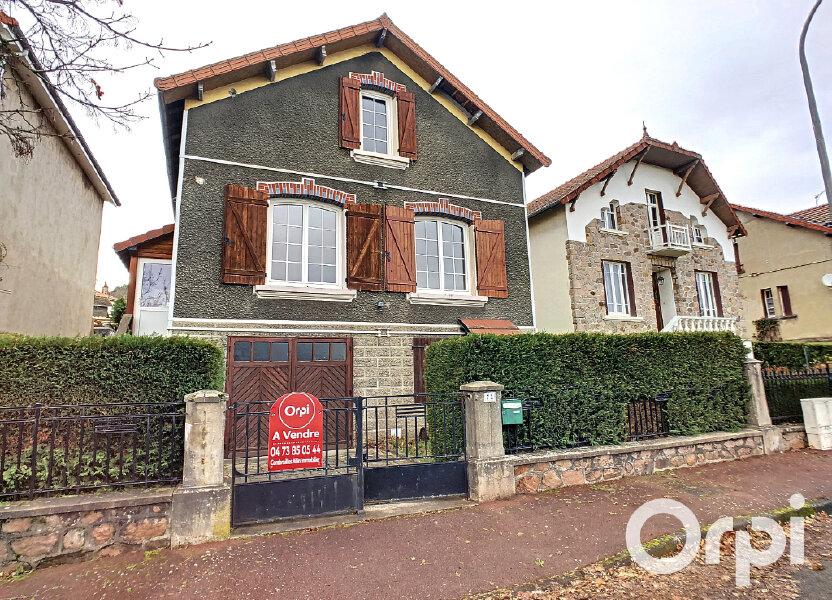Maison à vendre 102m2 à Saint-Éloy-les-Mines