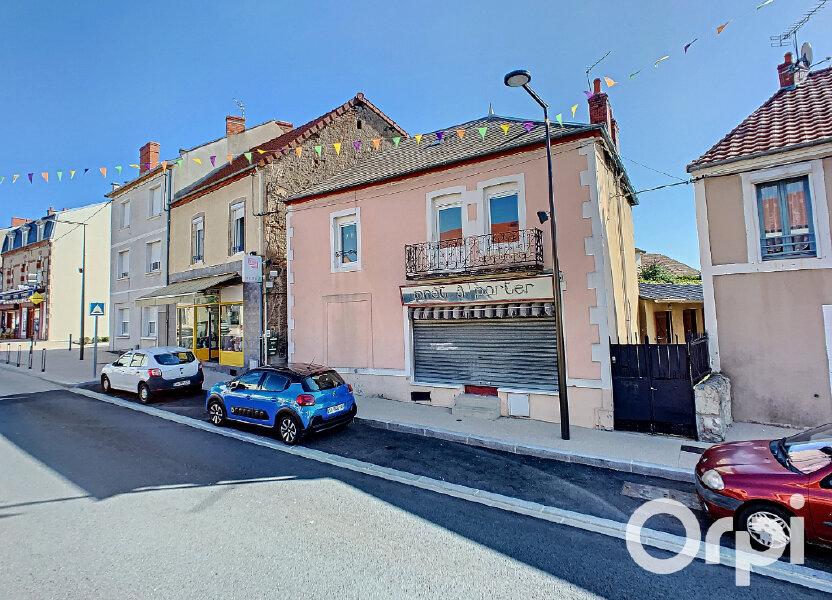 Maison à vendre 116.4m2 à Saint-Éloy-les-Mines