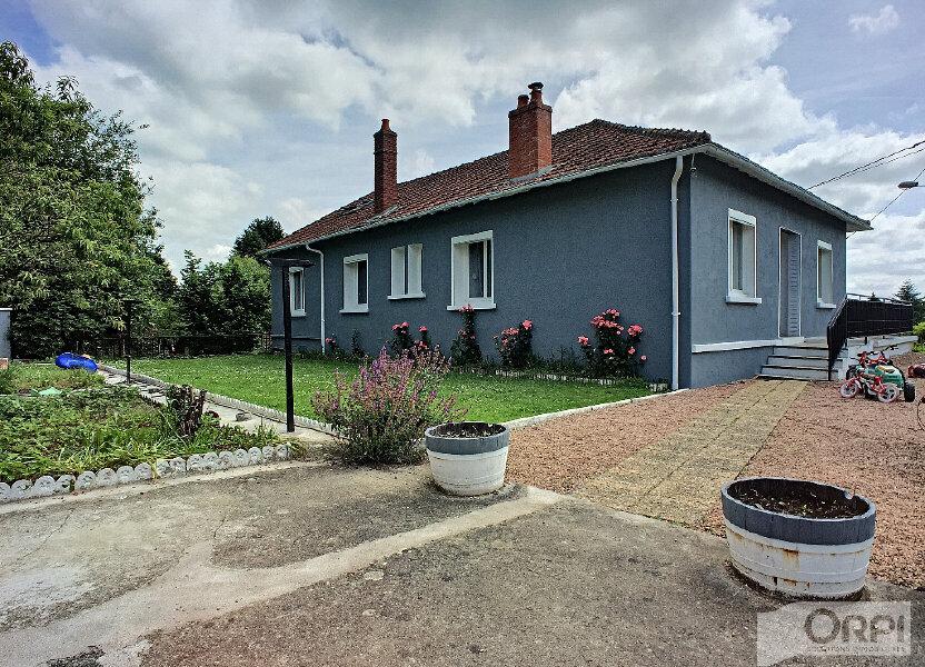 Maison à vendre 150m2 à Saint-Éloy-les-Mines