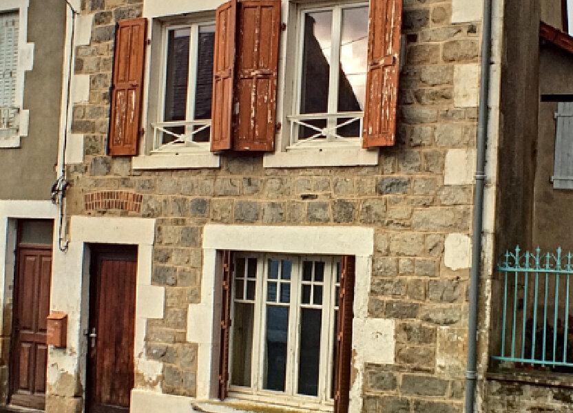 Maison à vendre 95m2 à Saint-Gervais-d'Auvergne