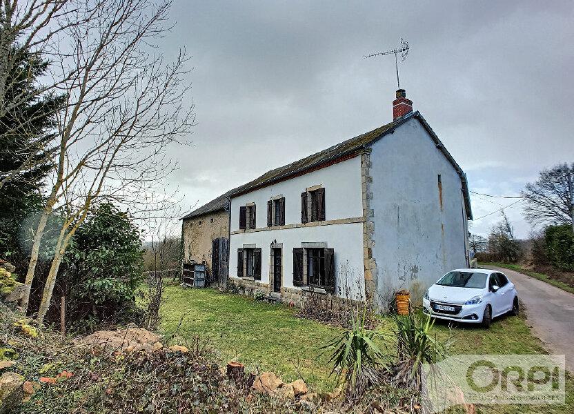 Maison à vendre 129.6m2 à Saint-Marcel-en-Marcillat