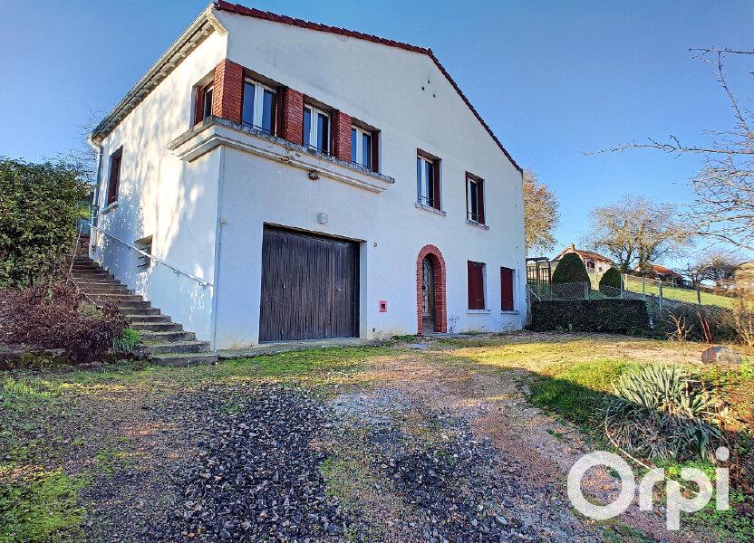 Maison à vendre 113m2 à Saint-Éloy-les-Mines