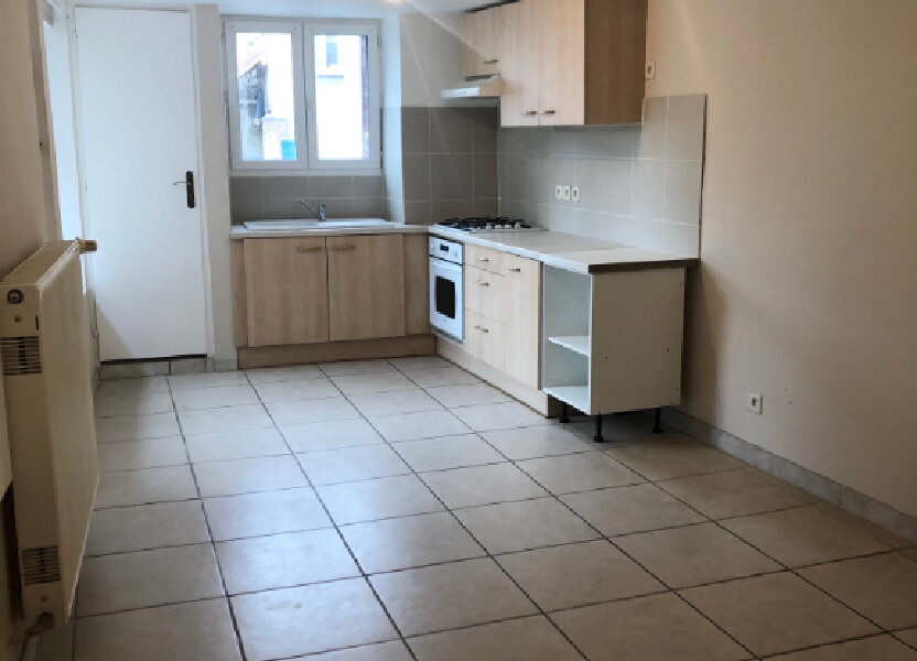 Appartement à louer 43m2 à Le Grand-Lemps