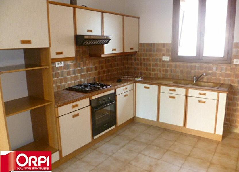 Appartement à louer 54.8m2 à Brézins