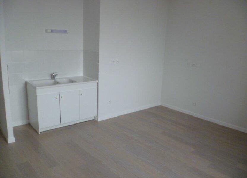 Appartement à louer 30.11m2 à Saint-Siméon-de-Bressieux