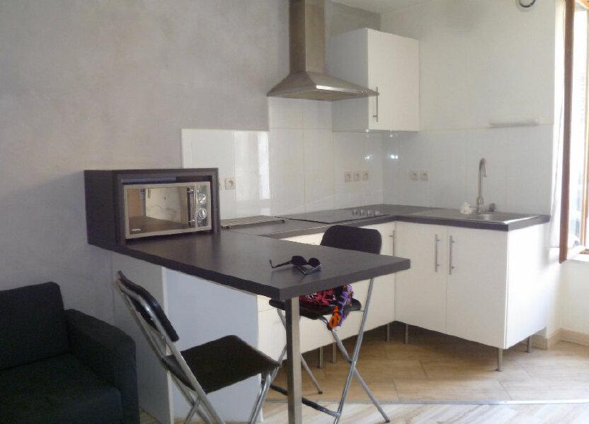 Appartement à louer 35.95m2 à La Côte-Saint-André