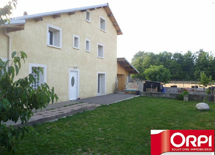 Maison à louer 146.64m2 à Saint-Siméon-de-Bressieux
