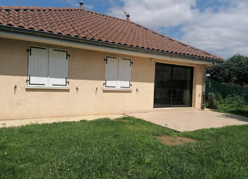 Maison à louer 73m2 à Saint-Étienne-de-Saint-Geoirs