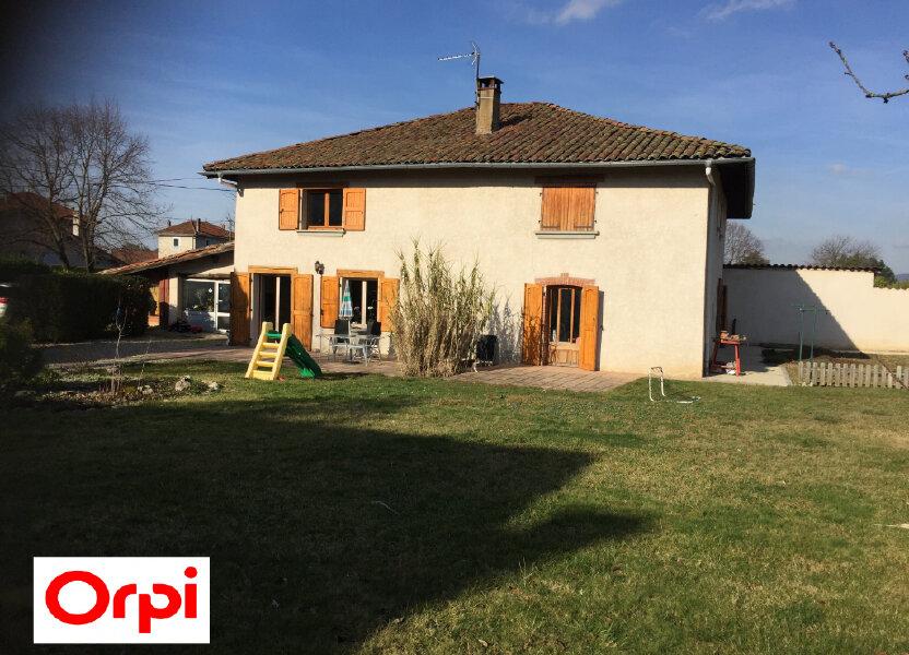 Maison à vendre 230m2 à Saint-Siméon-de-Bressieux