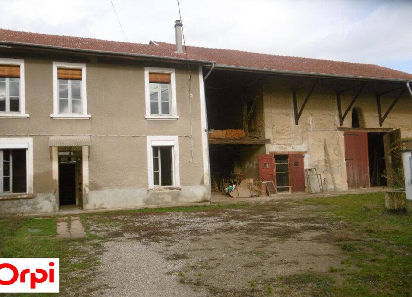 Maison à vendre 110m2 à Gillonnay