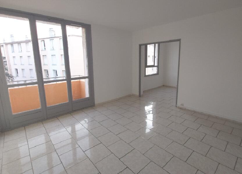 Appartement à louer 63.9m2 à Montélimar