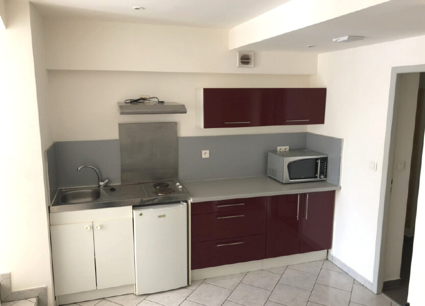 Appartement à louer 29.68m2 à Montélimar