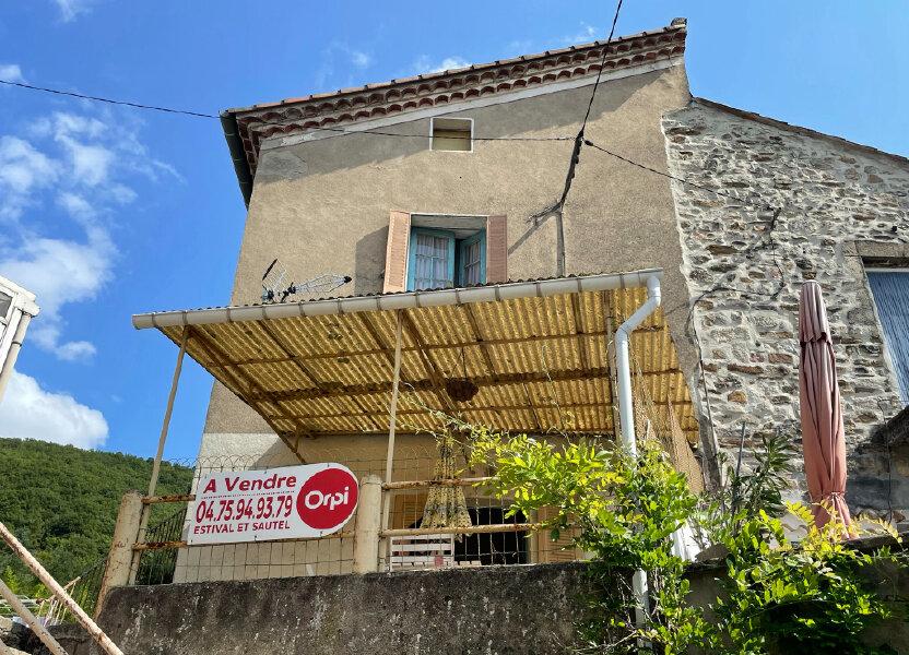 Maison à vendre 70m2 à Gagnières