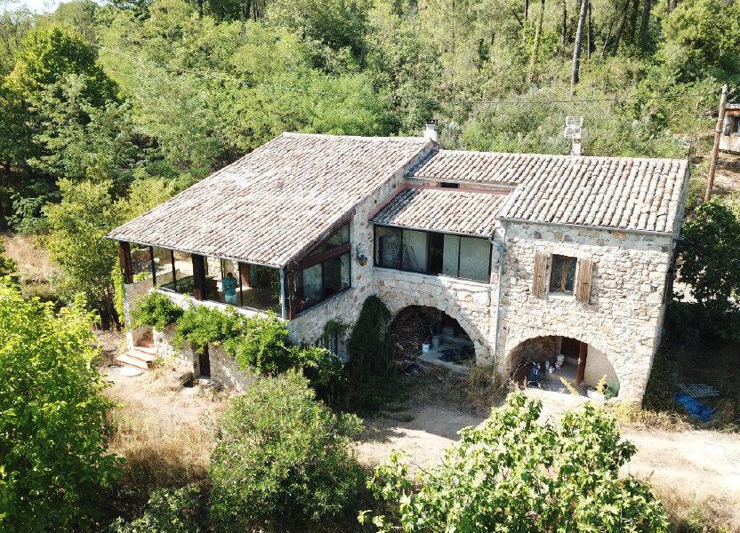 Maison à vendre 150m2 à Laurac-en-Vivarais