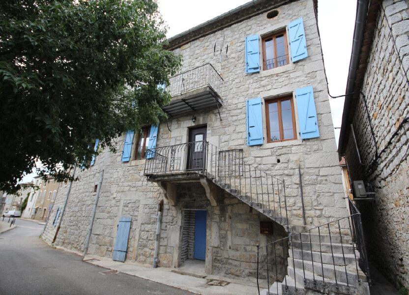 Maison à vendre 183m2 à Saint-Alban-Auriolles