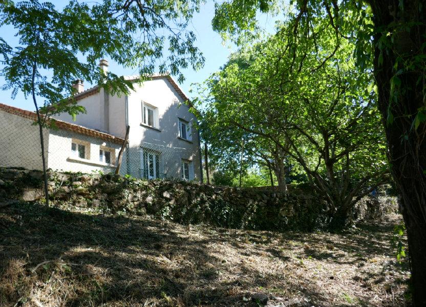 Maison à vendre 80m2 à Laurac-en-Vivarais