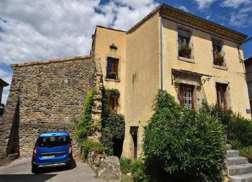 Maison à vendre 198m2 à Laurac-en-Vivarais