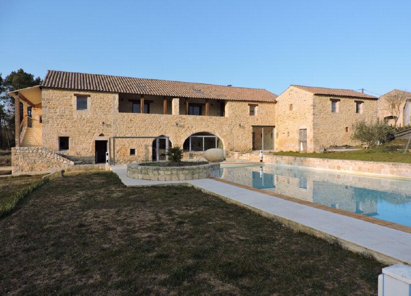 Maison à vendre 300m2 à Barjac