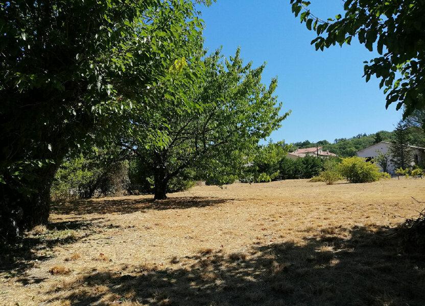 Terrain à vendre 1467m2 à Saint-Jean-de-Maruéjols-et-Avéjan