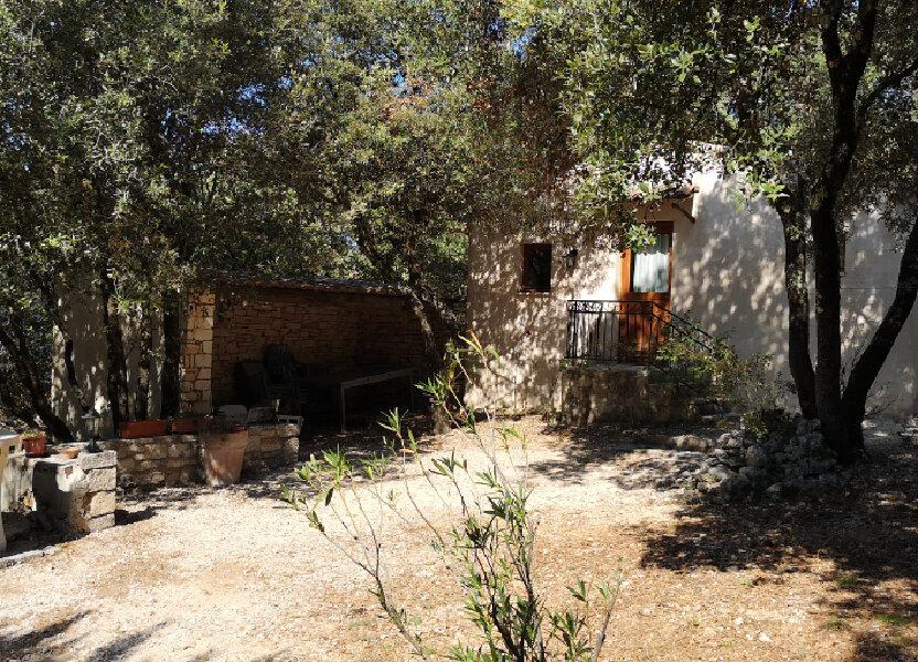 Maison à vendre 96m2 à Orgnac-l'Aven