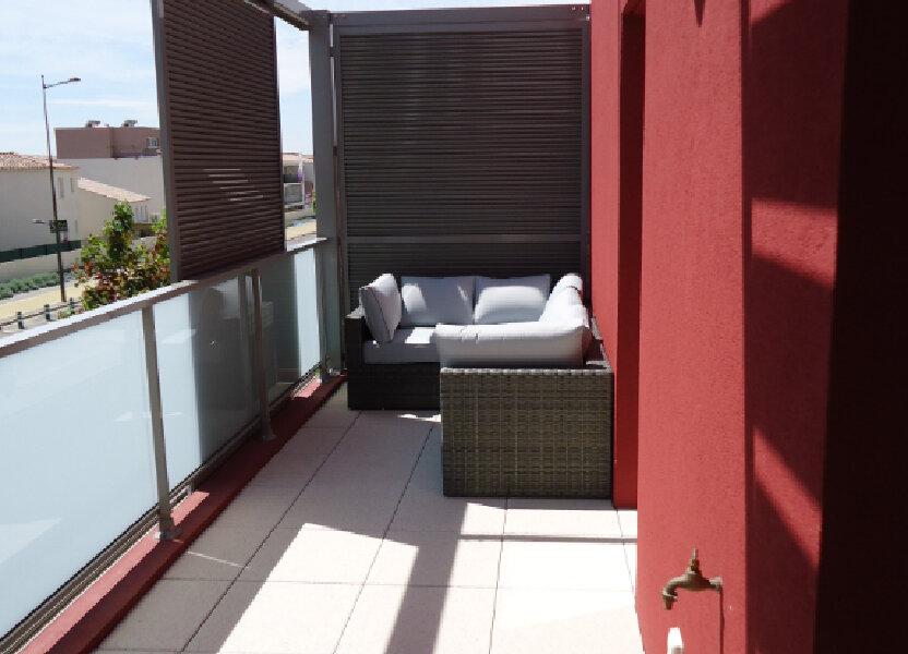 Appartement à louer 63m2 à Mauguio
