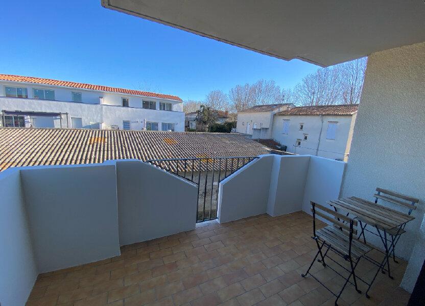 Appartement à louer 25m2 à Mauguio