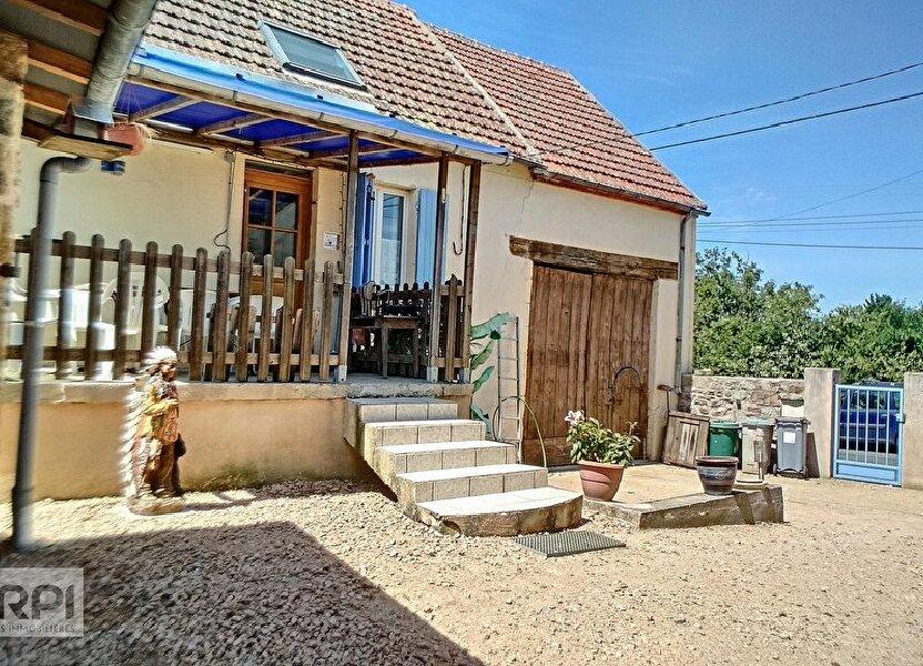Maison à vendre 110m2 à Montvicq