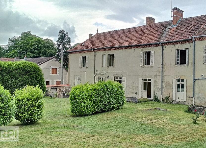Maison à vendre 380m2 à Montmarault